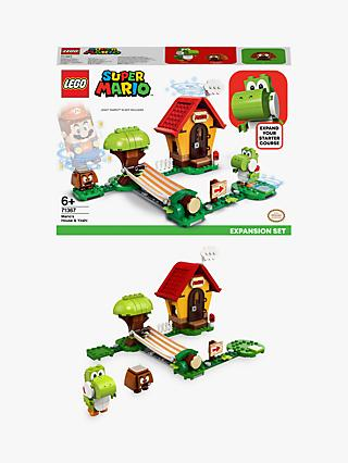 LEGO Super Mario 71367 House & Yoshi Expansion Set