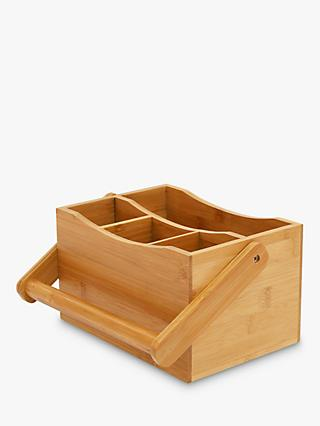 Osco Bamboo Caddy