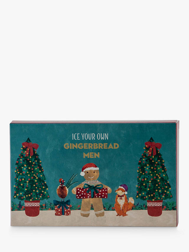 Buy Decorate Your Own Gingerbread Men, 176g Online at johnlewis.com