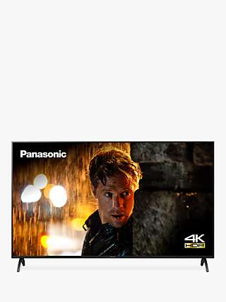 Panasonic TX-65HX940B (2020) LED HDR 4K Ultra HD Smart TV, 65 inch with Freeview Play & Dolby Atmos, Black