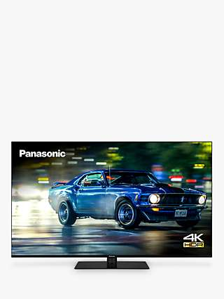 Panasonic TX-65HX600B (2020) LED HDR 4K Ultra HD Smart TV, 65 inch with Freeview Play & Dolby Atmos, Black