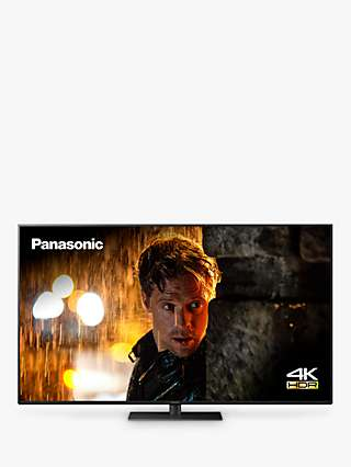 Panasonic TX-75HX940B (2020) LED HDR 4K Ultra HD Smart TV, 75 inch with Freeview Play & Dolby Atmos, Black