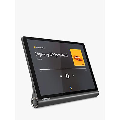 Image of Lenovo YOGA Smart Tab ZA3V0047GB Tablet, Android 4GB RAM, 64GB eMMC, 10.1 Full HD, Iron Grey