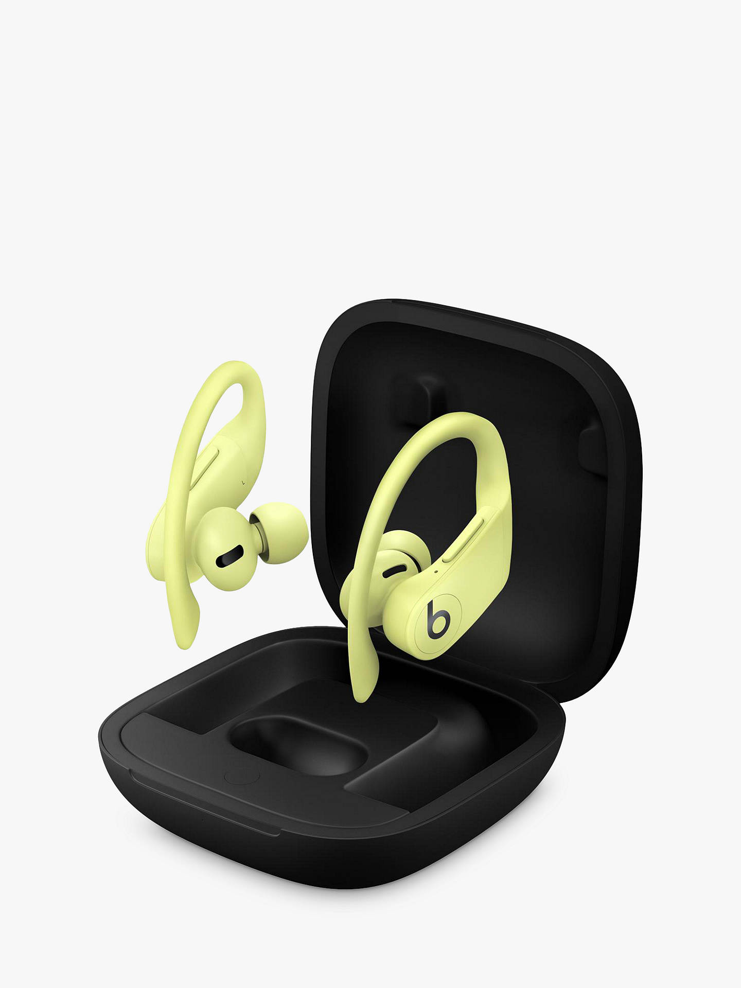 Buy Powerbeats Pro True Wireless Bluetooth In-Ear Sport Headphones with Mic/Remote, Spring Yellow Online at johnlewis.com