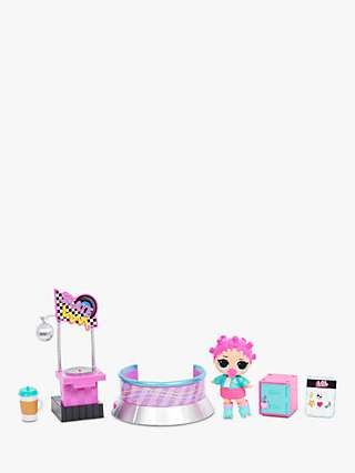 L.O.L. Surprise! Furniture Pack With Doll