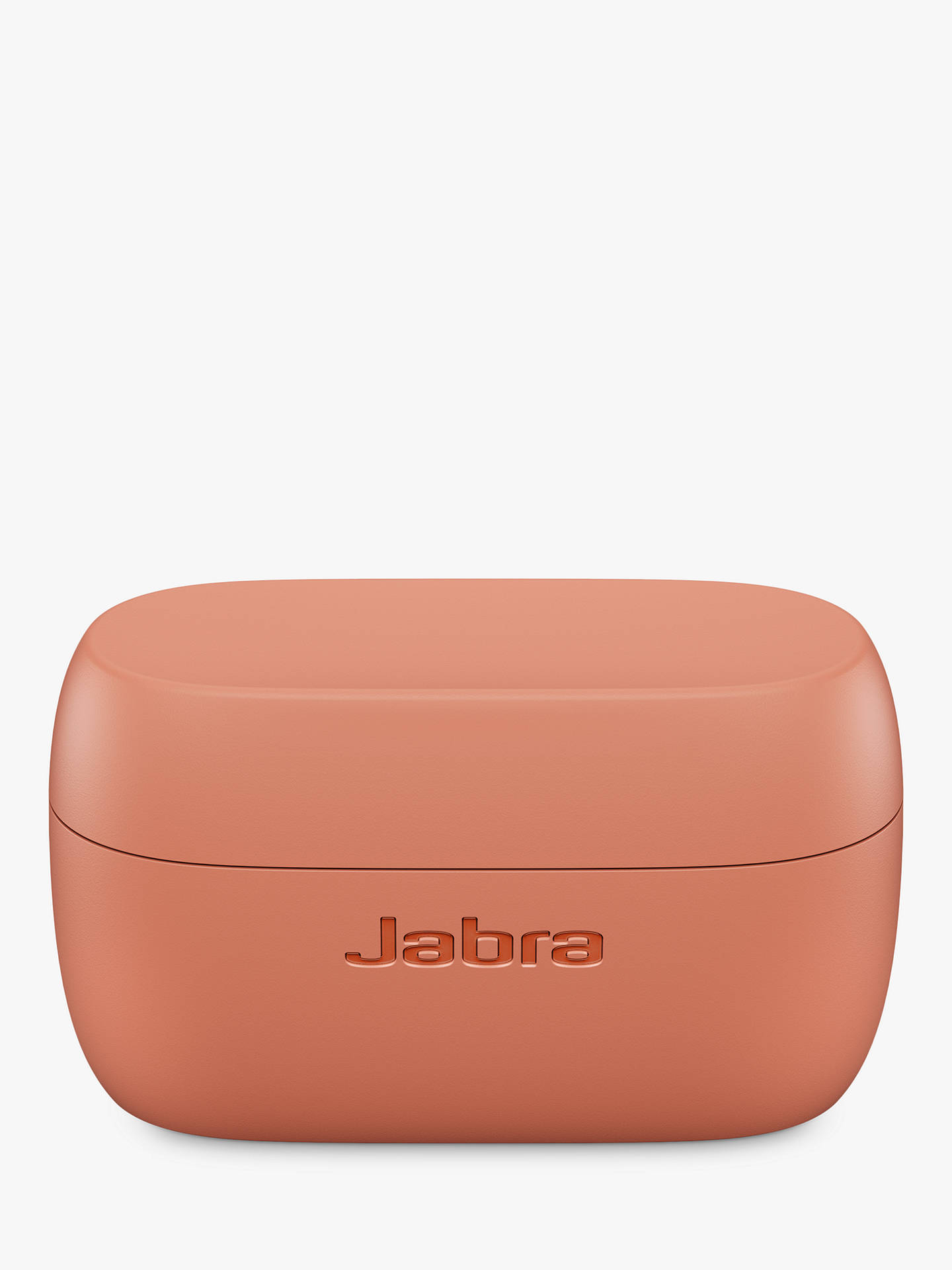 Buy Jabra Elite Active 75t True Wireless Bluetooth Active Noise Cancelling Sweat & Weather-Resistant In-Ear Headphones with Mic/Remote, Sienna Online at johnlewis.com