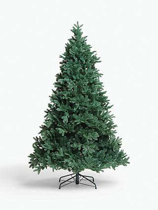 John Lewis & Partners Fjord Unlit Christmas Tree, 7ft