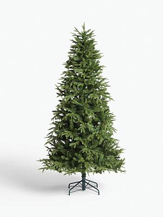John Lewis & Partners Twinkly Pre-lit Christmas Tree, 7ft