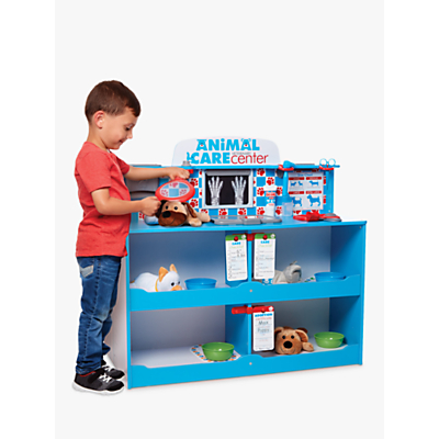 Melissa & Doug Wooden Animal Care Activity Centre