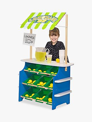 Melissa & Doug 2-in-1 Grocery Store & Lemonade Stand