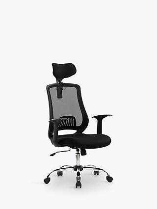 Alphason Florida Office Chair, Black