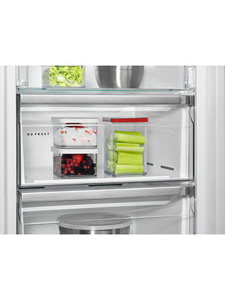 Buy AEG 7000 AGB728E2NW Freestanding Freezer, White Online at johnlewis.com