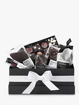Hotel Chocolat Vegan All Dark Chocolate Collection, 370g