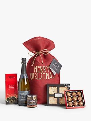 John Lewis & Partners Christmas Treat Sack