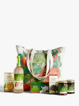 Waitrose & Partners Duchy Organic Afternoon Tea Tote Bag
