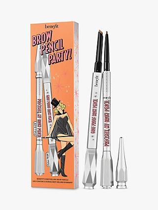 Benefit Brow Pencil Party! Brow Pencil Duo, 03 Warm Light Brown