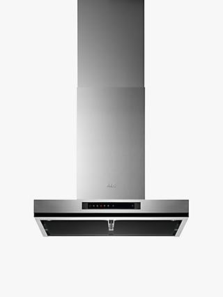 AEG DBK6680HG 60cm Chimney Cooker Hood, Stainless Steel