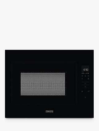 Zanussi ZMBN4SK Built-In Microwave Oven, Black