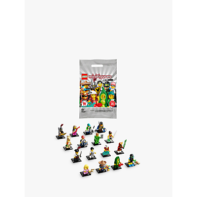 LEGO Minifigures 71027 Series 20 Pack