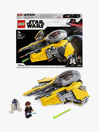 LEGO Star Wars 75281 Anakin's Jedi™ Interceptor