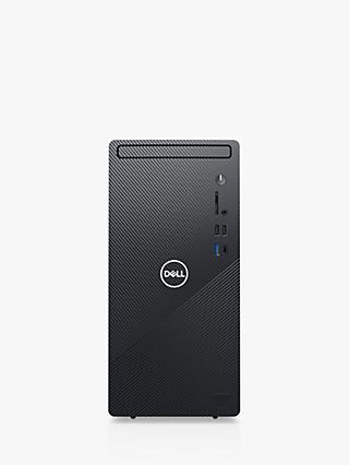 Dell Inspiron 3881 Desktop PC, Intel Core i3 Processor, 8GB RAM, 1TB HDD, Black