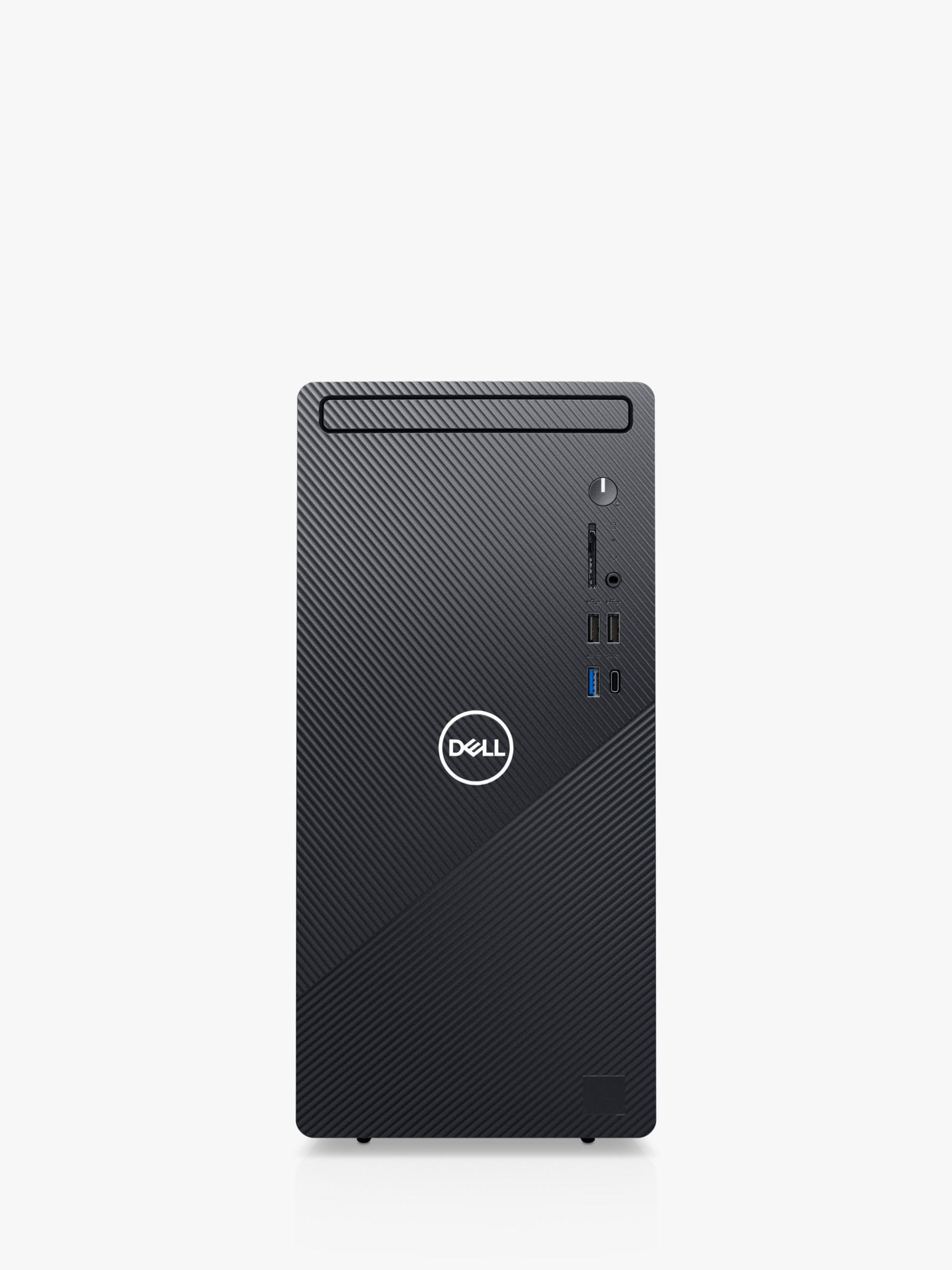 Dell Inspiron 3881 Desktop PC, Intel Core i3 Processor, 8GB RAM, 1TB HDD