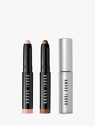 Bobbi Brown Long-Wear Nights Shadow & Mascara Makeup Gift Set
