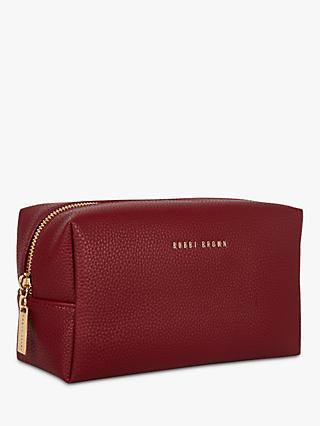 Bobbi Brown Luxury Makeup Pouch, Burgundy