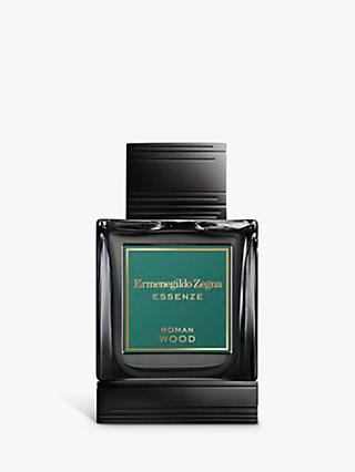 Ermenegildo Zegna Essenze Roman Wood Eau de Parfum, 100ml