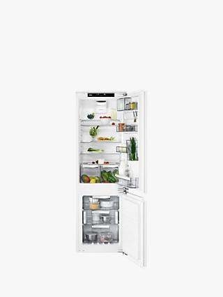AEG 6000 SCE818C5TC Integrated 70/30 Fridge Freezer