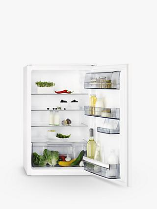 AEG 3000 SKE588F1AS Integrated Fridge, 54cm Wide, White