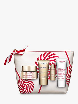 Clarins Nutri-Lumière Collection Skincare Gift Set