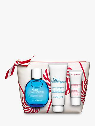 Clarins Eau Ressourçante 100ml Fragrance Gift Set