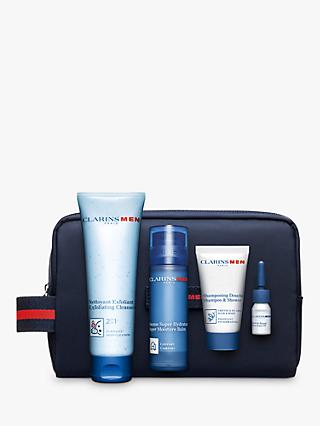 ClarinsMen Hydrating Collection Skincare Gift Set