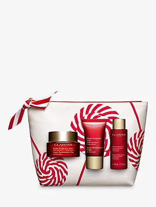 Clarins Super Restorative Collection Skincare Gift Set