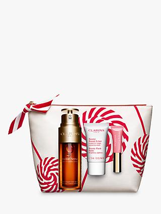 Clarins Double Serum Collection Skincare Gift Set