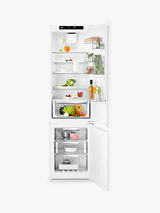AEG 8000 SCE819E5TS Integrated 70/30 Fridge Freezer