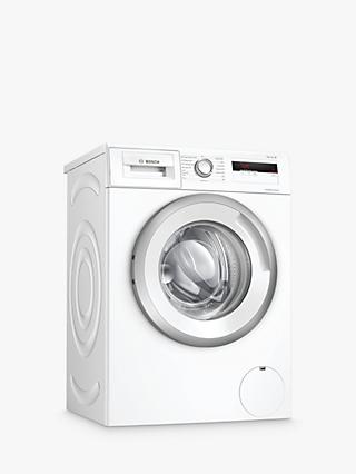 Bosch Serie 4 WAN28081GB Freestanding Washing Machine, 7kg Load, 1400rpm Spin, White