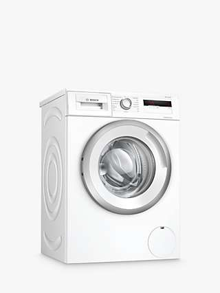 Bosch Serie 4 WAN28081GB Freestanding Washing Machine, 7kg Load, A+++ Energy Rating, 1400rpm Spin, White