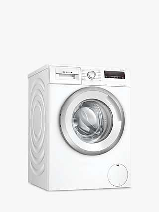 Bosch Serie 4 WAN28281GB Freestanding Washing Machine, 8kg Load, 1400rpm Spin, White