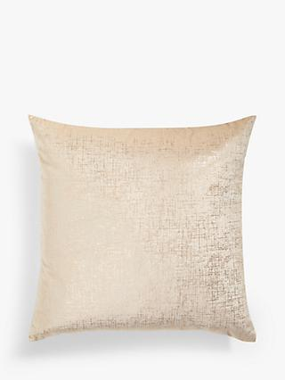 John Lewis & Partners Foil Cushion