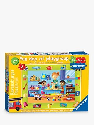 Ravensburger Fun Day At Playgroup My First Floor Jigsaw Puzzle