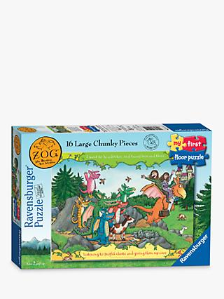 Ravensburger Zog My First Jigsaw Floor Puzzle