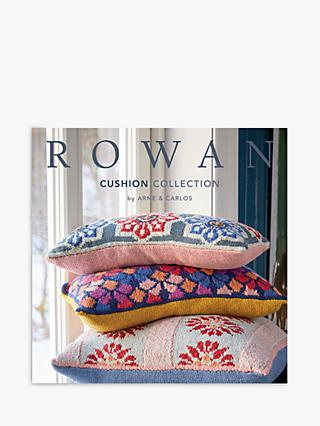 Rowan Cushion Collection Knitting Pattern Book by Arne and Carlos