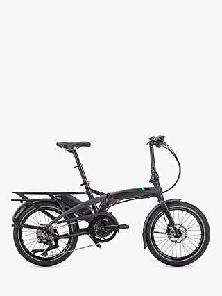 Tern Vektron S10 Folding Electric Bike, Black