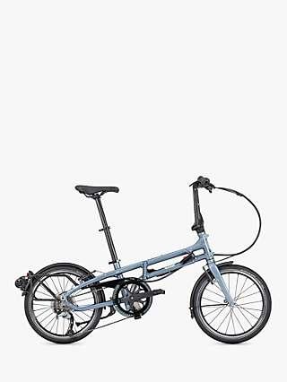 Tern BYB P8 Folding Bike, Matt Blue