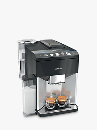 Siemens TQ503GB1 EQ.500 Bean to Cup Coffee Machine, Black