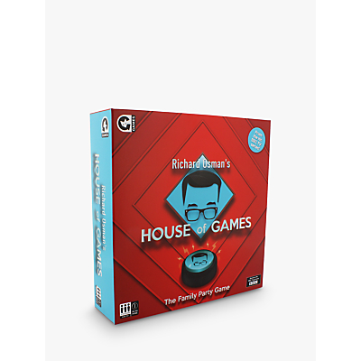 Ginger Fox Richard Osmans House of Games Board Game