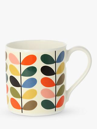 Orla Kiely Multi Stem Mug, 350ml, Multi