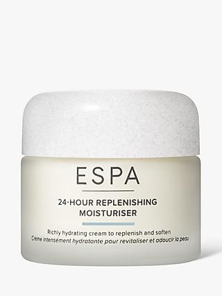 ESPA 24-Hour Replenishing Moisturiser, 55ml